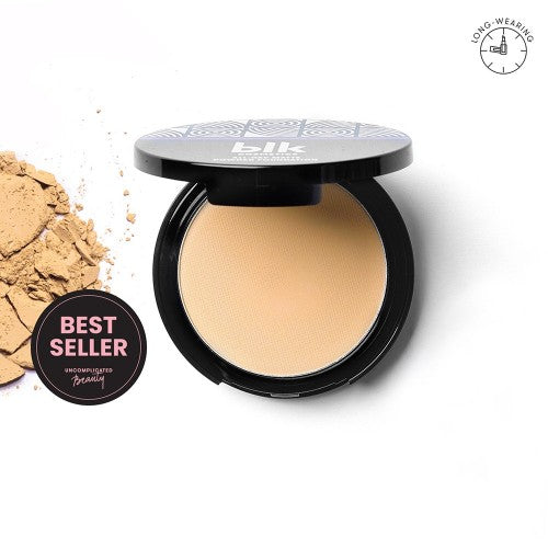blk cosmetics All-Day Matte Powder Foundation - Natural Beige