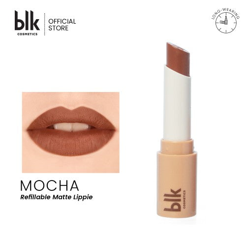 blk cosmetics Lip Switch Matte Lippie - Mocha