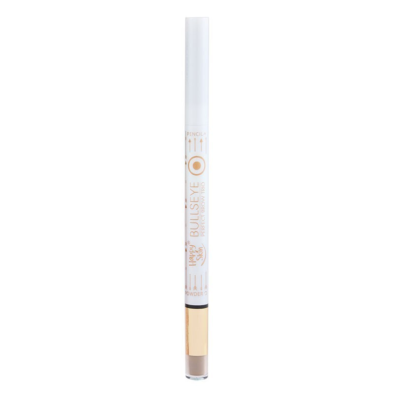 Bullseye Perfect Brow Trio - Soft Brown