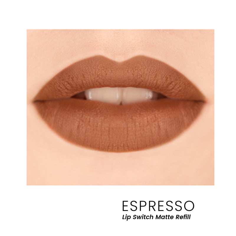 blk cosmetics Lip Switch Matte Lippie Refill - Espresso