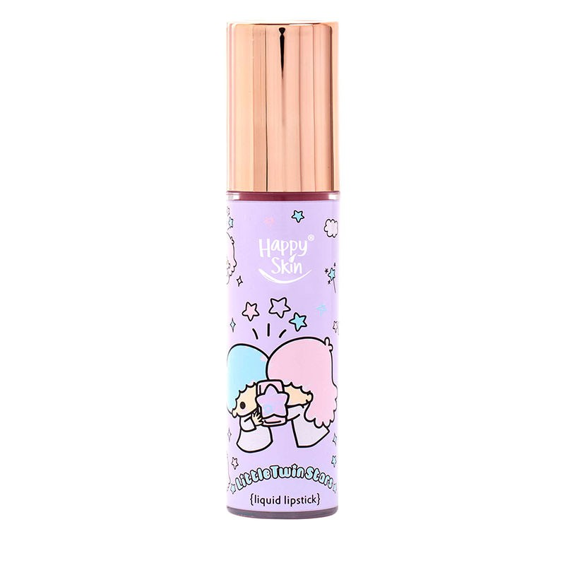 Happy Skin x Sanrio Little Twin Stars Liquid Matte Lippie Set