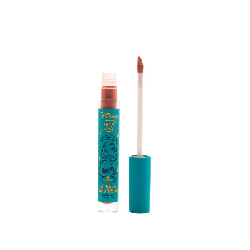 Happy Skin | Disney Cooling Lip Gloss - A Whole New World