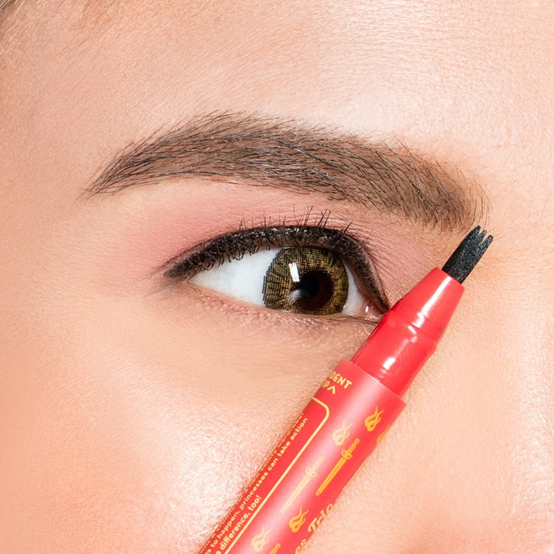 Happy Skin | Disney Perfect Eyes Trio (Trident Tip +Brow Pencil + Eyeshadow) - Mulan
