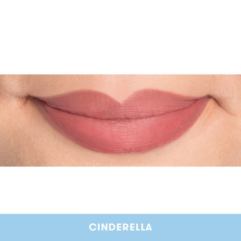 Happy Skin | Disney Limited Edition Vivid Cotton Lip Mousse Duo - Cinderella & Snow White