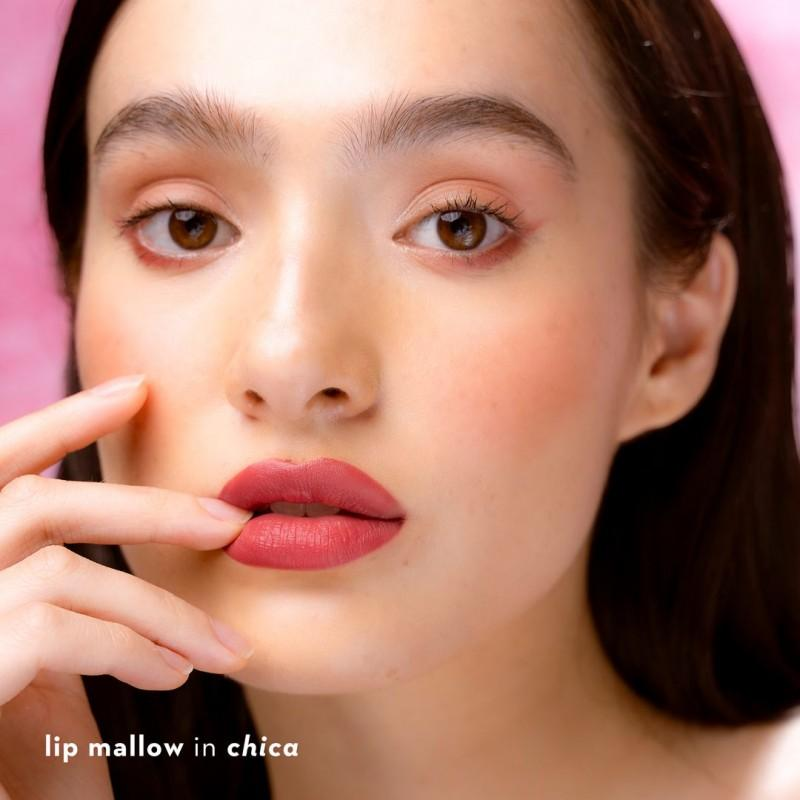 Happy Skin Lip Mallow Mousse- Chica