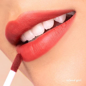 Happy Skin Lip Mallow Mousse- Island Girl