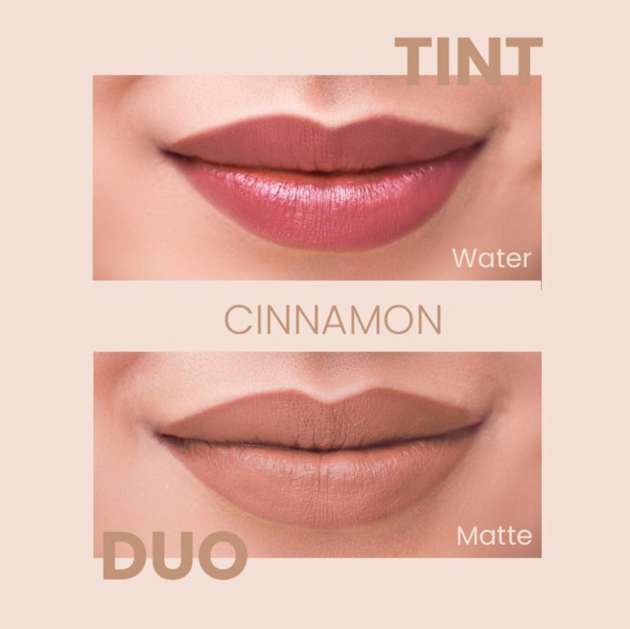blk cosmetics Multi-Use Tint Duo - Cinnamon