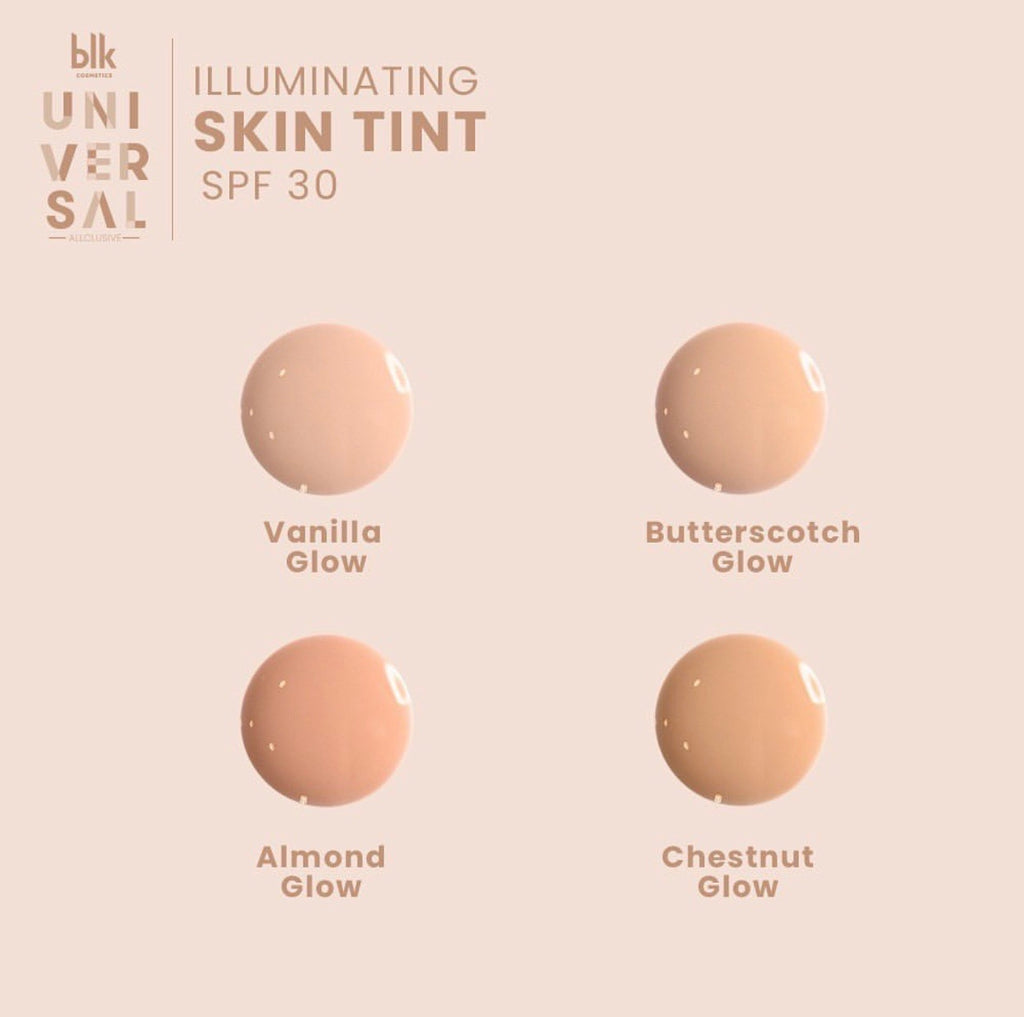 Universal Illuminating Skin Tint Sun Shield - Butterscotch Glow