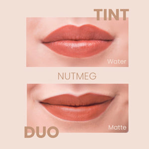 blk cosmetics Multi-Use Tint Duo - Nutmeg