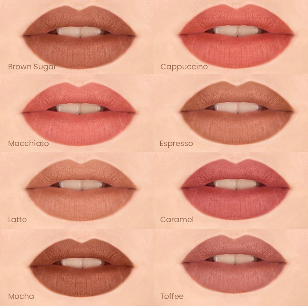 Lip Switch Matte Lippie Refill - Brown Sugar