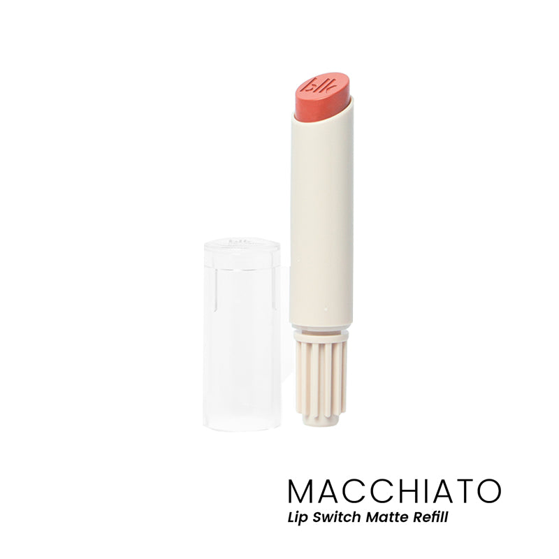 blk cosmetics Lip Switch Matte Lippie Refill - Maccchiato