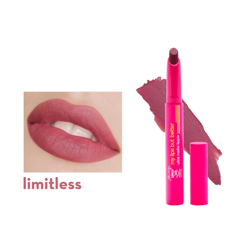 Generation Happy Skin Active My Lips But Better Ultra Matte Lippie - Limitless