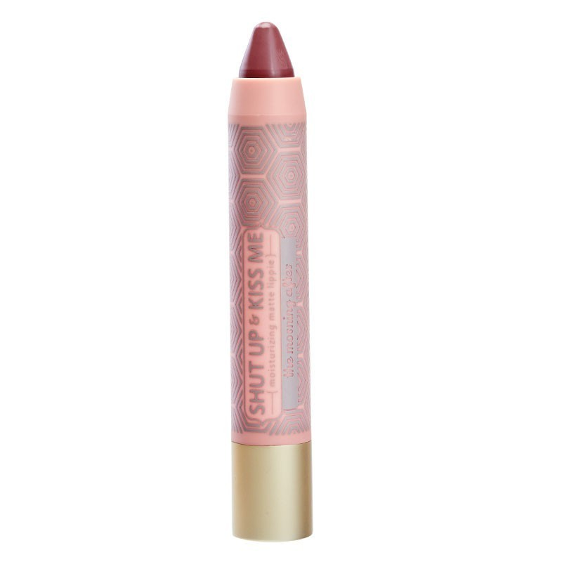Happy Skin Shut Up & Kiss Me Moisturizing Matte Lippie - The Morning After