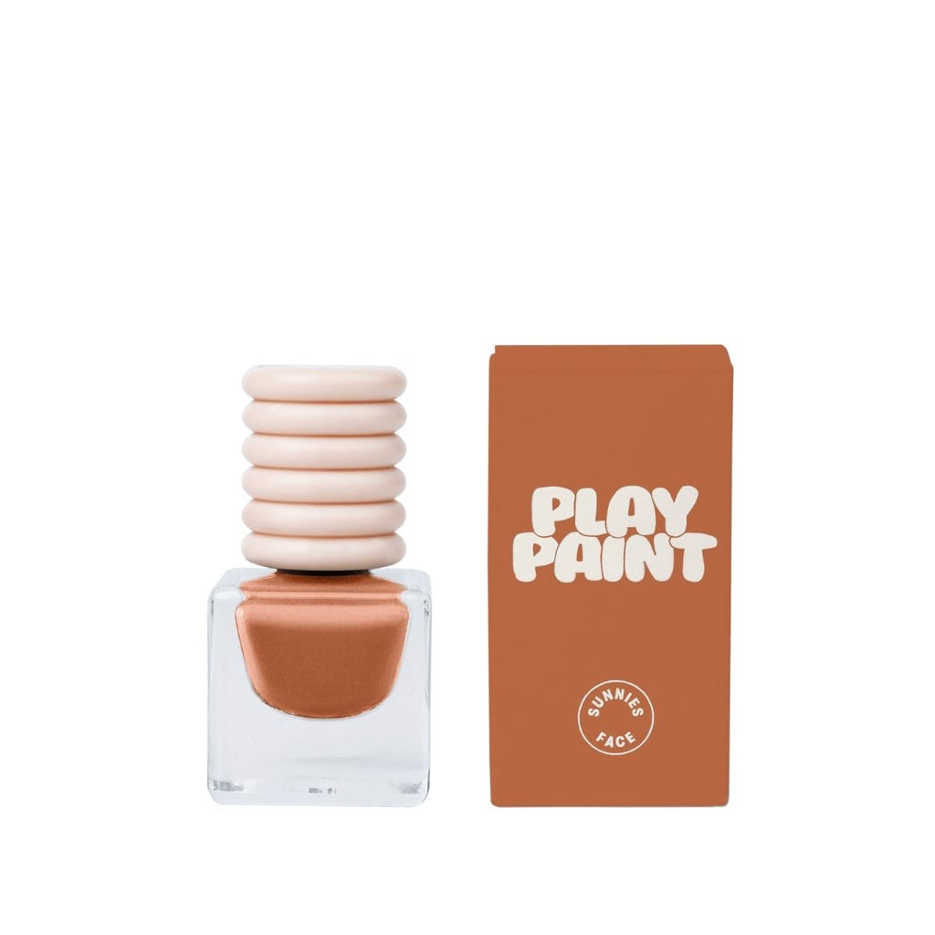Sunnies Face Play Paint - leather (tanned terracotta)
