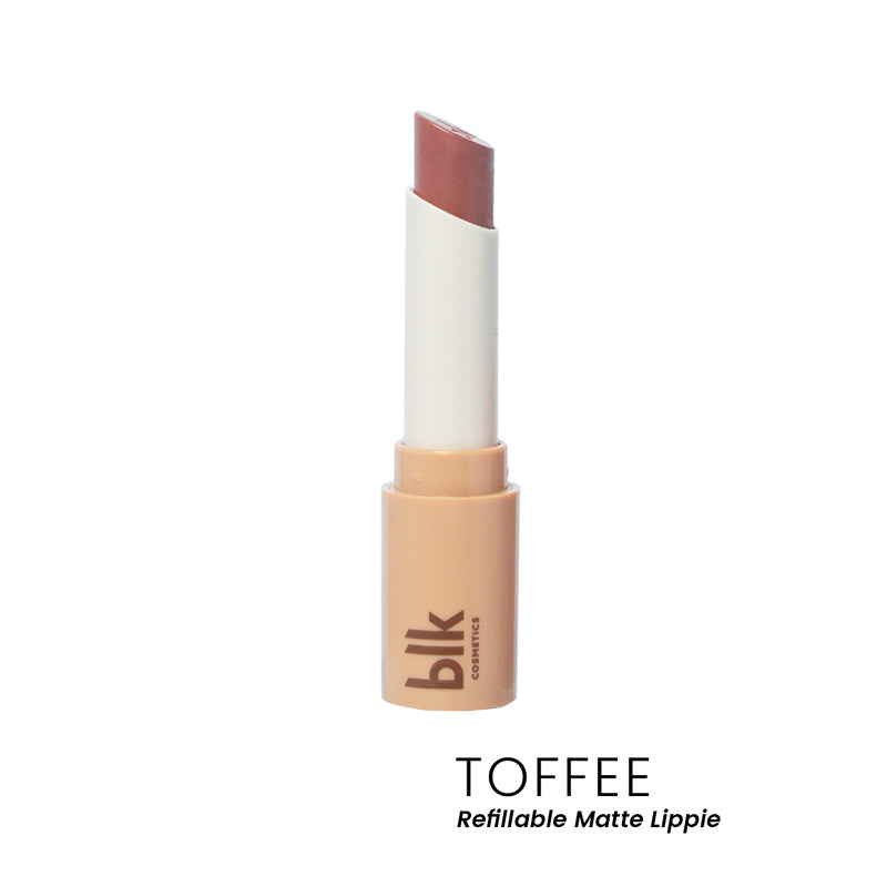 blk cosmetics Lip Switch Matte Lippie - Toffee