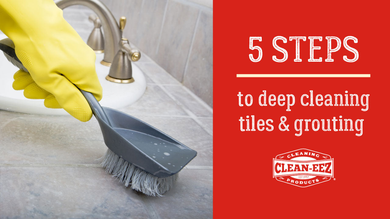 tile & grout cleaning faq banner