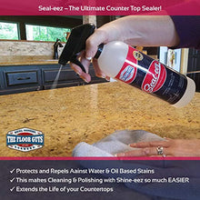 Load image into Gallery viewer, Seal-eez Granite & Stone Counter Top Sealer