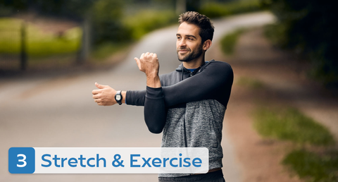 stretch and exercise for trigger finger pain relief
