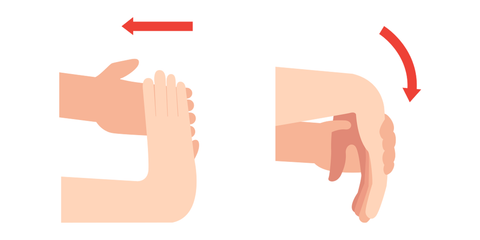 stretch exercise to help trigger finger