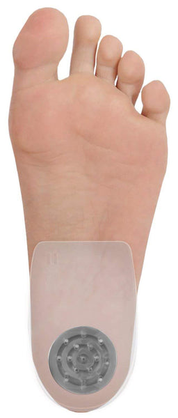 Dr. Frederick's Original Airstep Heel Cushion Inserts -- 2 Pieces - for Heel Pain, Plantar Fasciitis, and Heel Spurs