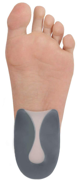 Dr. Frederick's Original Advanced Heel Protectors -- 2 Pieces - for Heel Pain, Plantar Fasciitis, and Heel Spurs
