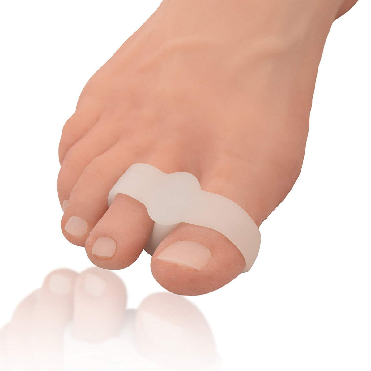 Dr. Frederick's Original Sport Bunion Toe Spacer Set -- 2 Pieces - for Active People with Bunions Foot Pain Dr. Frederick's Original