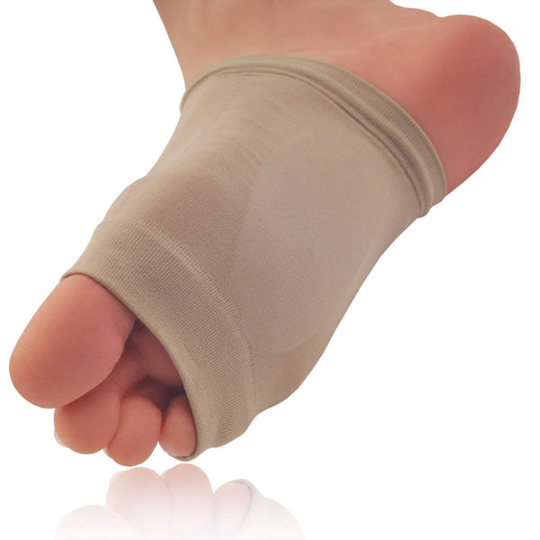 Dr. Frederick's Original Arch Support Sleeve Set -- 2 Pieces -- (W6-10 | M4.5-8) - for Arch Pain, Flat Feet, and Plantar Fasciitis