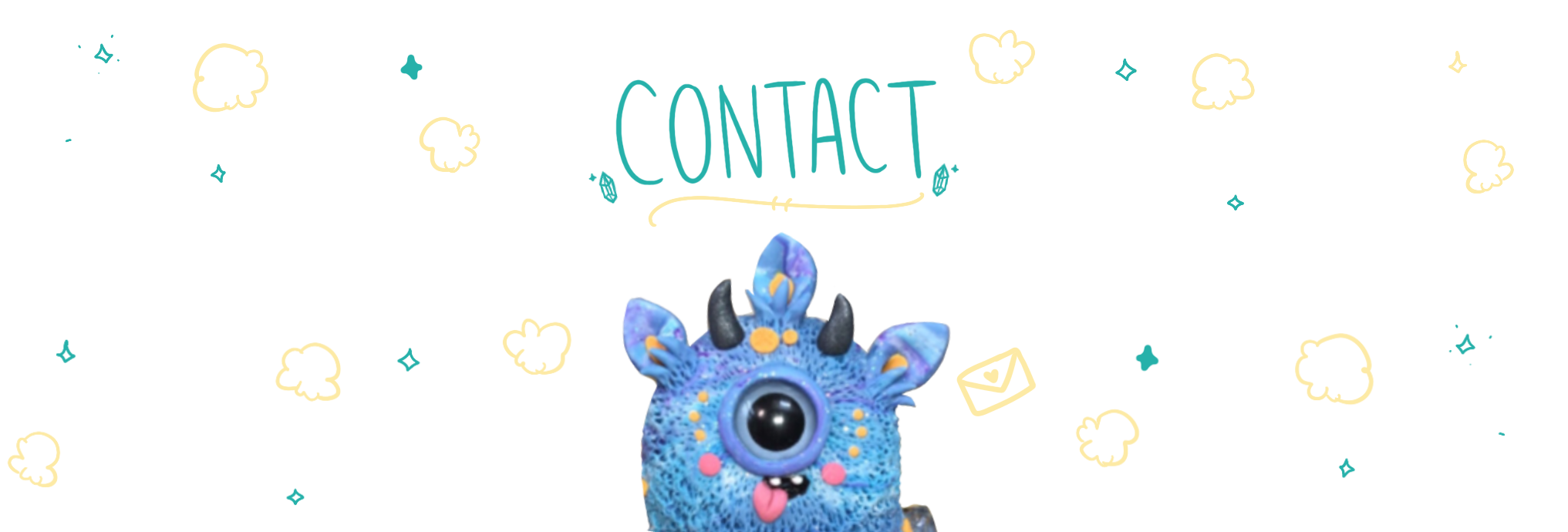 Contact image with Walter the weebeast