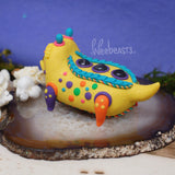 Scrumps colorful gator weebeast #230 ✦ amethyst life source