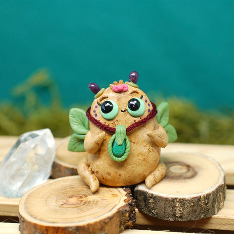 BB Potato Garden Fairy weebeast ✦ malachite liife source