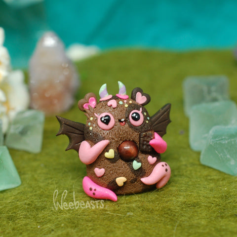 BB Vampentine weebeast ✦ red tigers eye life source