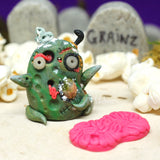 'Muenster Moon' #19 Limited Edition Zombie BB Variant ✦ unakite life source