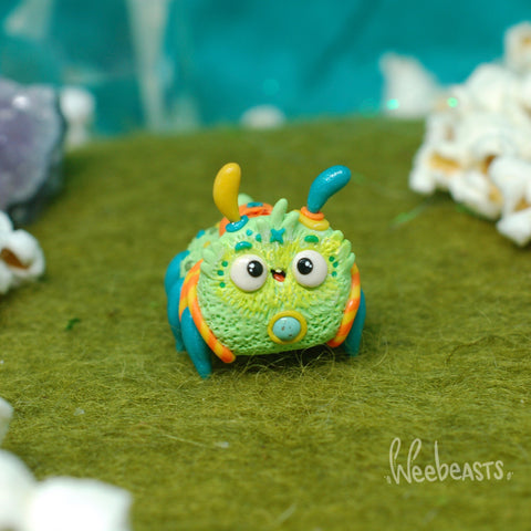 BB adventure buddy weebeast ✦ turquoise life source