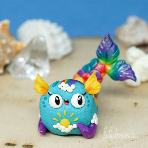 BB Mermaid Weebeast ✦ amethyst life source