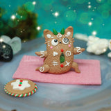 Yogurr #16 Limited Edition Gingerbread BB Variant ✦ green apatite life source