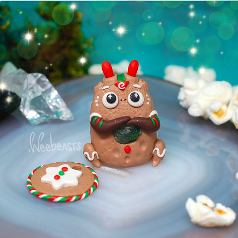 Mars #19 Limited Edition Gingerbread BB Variant ✦ green apatite life source