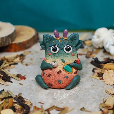 BB Lovely Tea weebeast ✦ malachite life source