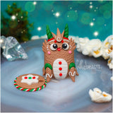Serenity #18 Limited Edition Gingerbread BB Variant ✦ green apatite life source