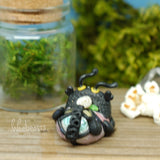 BB enchanted butterfly weebeast ✦ moonstone life source & Jar