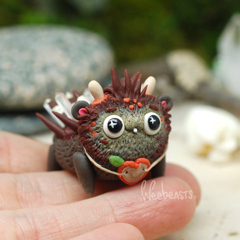 Bb porcupine weebeast ✦ quartz life source