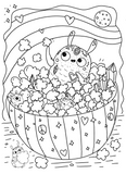 Save CC info / Coloring page