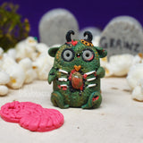 'Amber' #17 Limited Edition Zombie BB Variant ✦ unakite life source