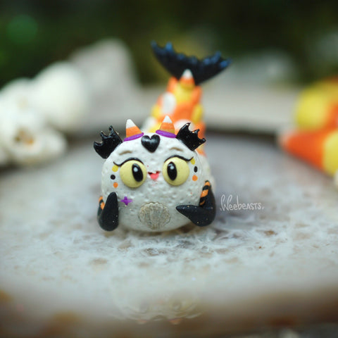BB candy corn mermaid weebeast ✦tourmaline life source
