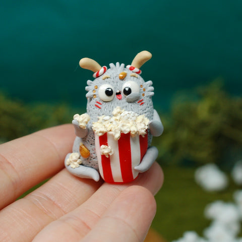 Popcorn Pal BB weebeast ✦ magnesite life source
