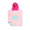OCEAN & EARTH TODDLERS HOODED PONCHO