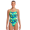 FUNKITA WMNS POP TROPO DIAMOND BACK 1PC