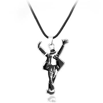 Michael Jackson Smooth Criminal Ketting - PopMania.nl