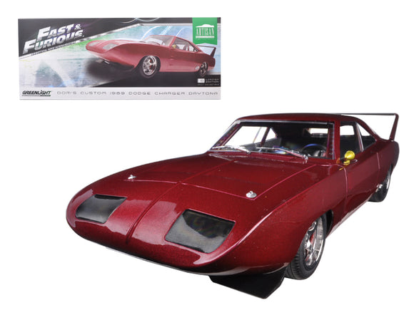 1969 Dom\'s Dodge Charger Daytona Custom from \Fast & Furious 6\