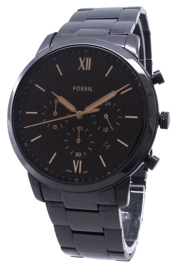 Fossil Neutra Fs5525 Chronograph Analog Men's Watch