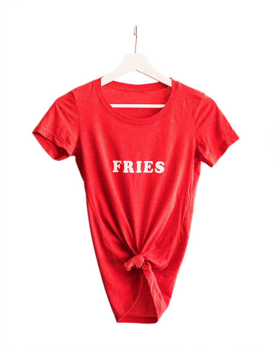 Fries Tee - Women